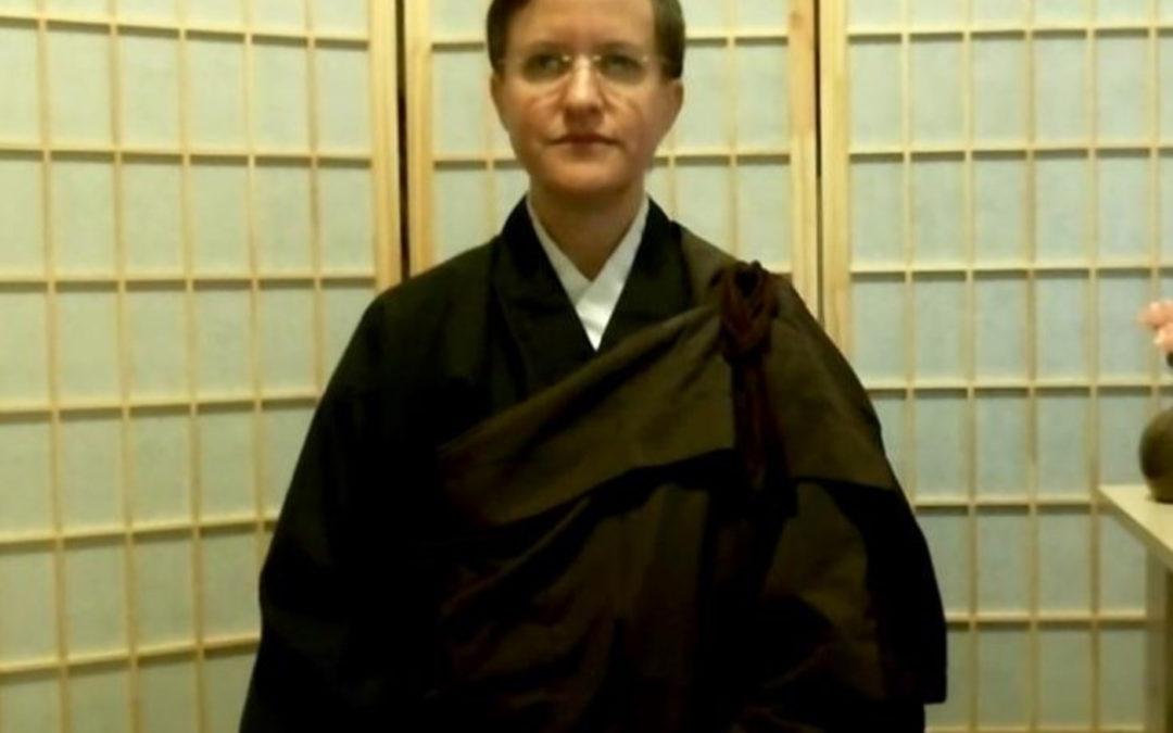 3 – Zazen (Seated Meditation) Part 1: What Zazen Is and How to Do It