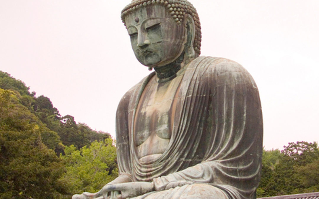 2 – The Three Treasures of Buddhism: Buddha, Dharma, and Sangha