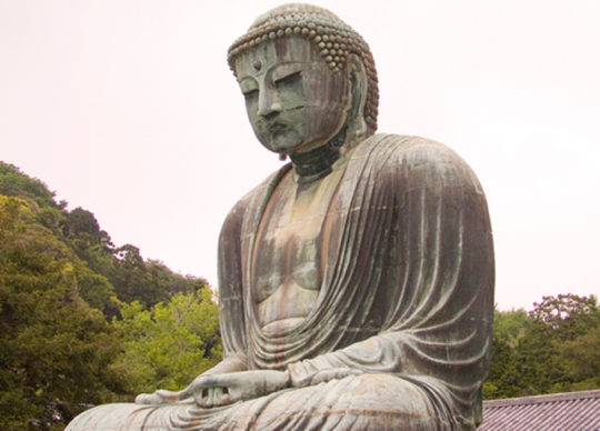 2 – The Three Treasures of Buddhism: Buddha, Dharma, and Sangha