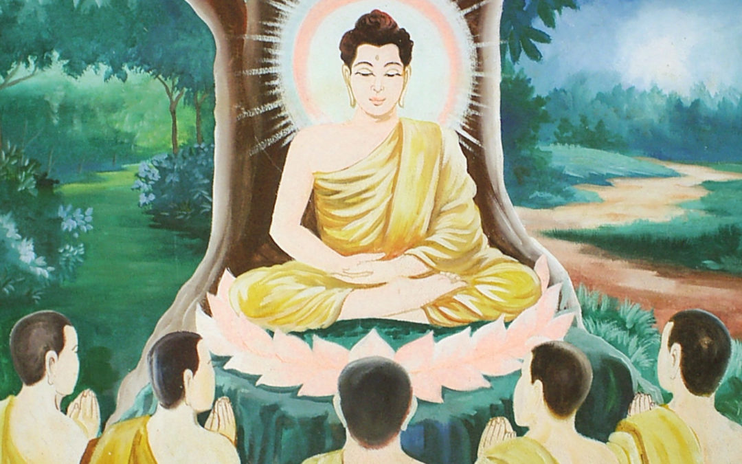 36 – Buddha's Teachings Part 3: The Noble Eightfold Path