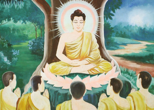42 – Buddha's Teachings Part 4:  Right Speech – Factual, Helpful, Kind, Pleasant, and Timely