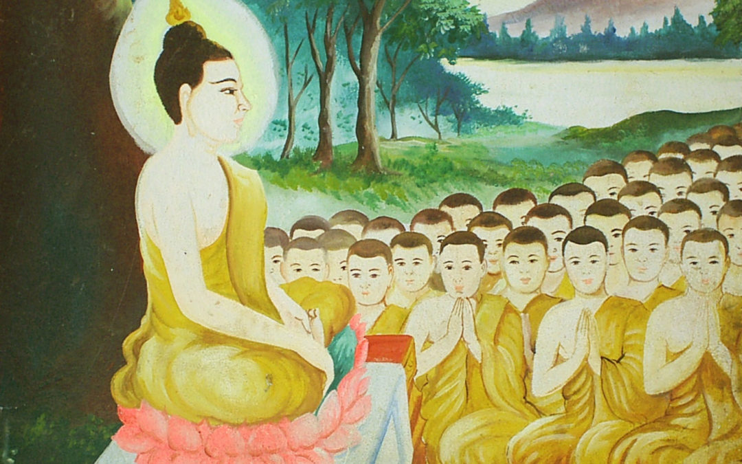 17 – Buddhist History 5: Life of Shakyamuni Buddha Part 3 – Early Teaching and Sangha