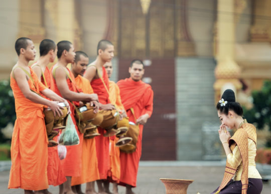 22 – How Buddhists Should Behave: Evolution of the Buddhist Precepts Part 1