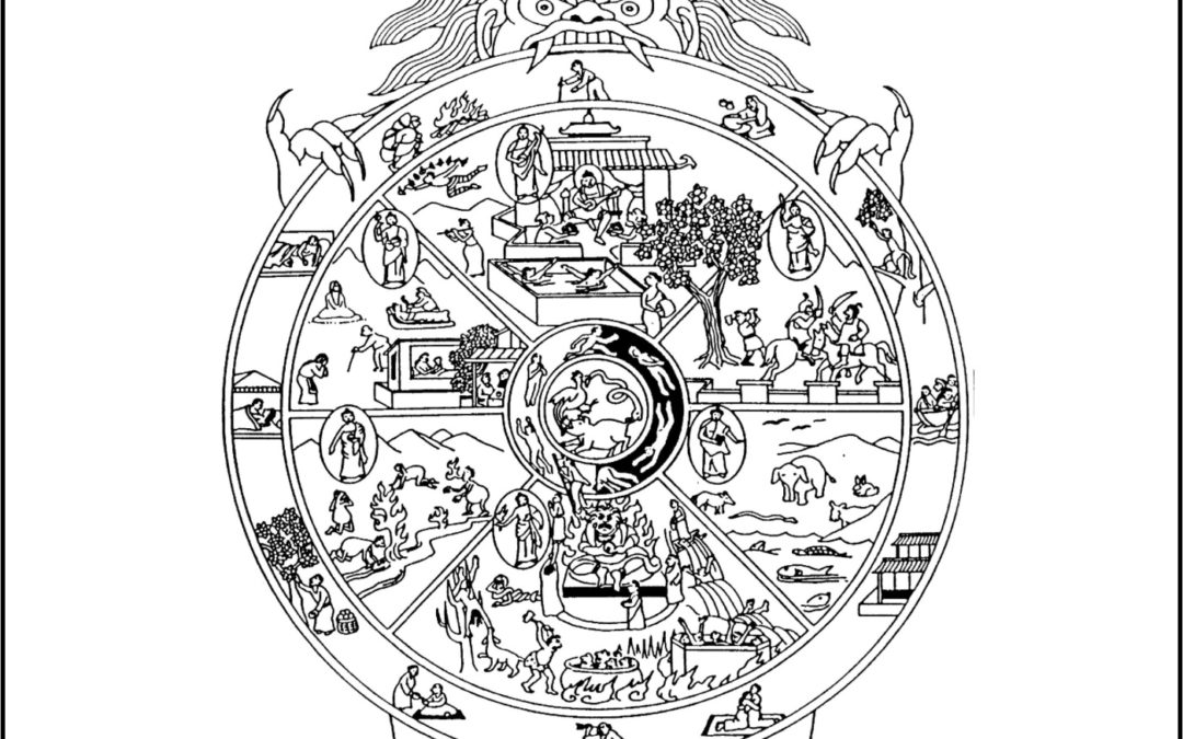 30 – Six Realms of Existence Part 2: Asura, Beast, and Hell Realms