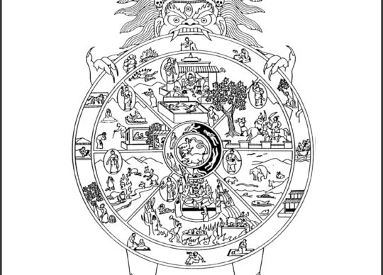 31 – Six Realms of Existence Part 3: Hungry Ghost and Human Realms